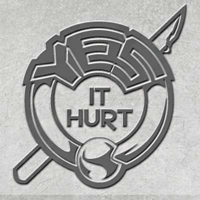 Yes It Hurt Vinyl Decal Sticker