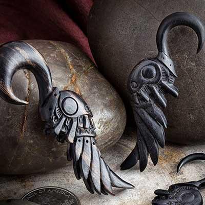 Arang Wood Icarus Design