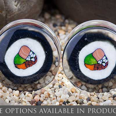 PRE-ORDER Image Plugs