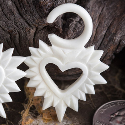 Bone Open Heart Design