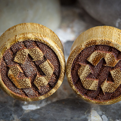 Osage Orange Recycle Plugs