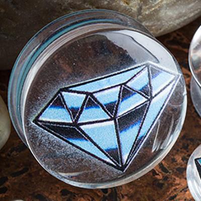 Double Flare Diamond Plug