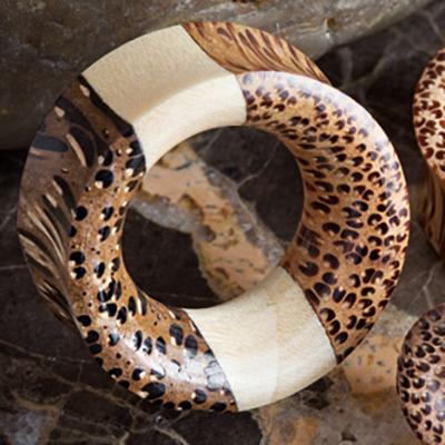 Three Wood Eyelets