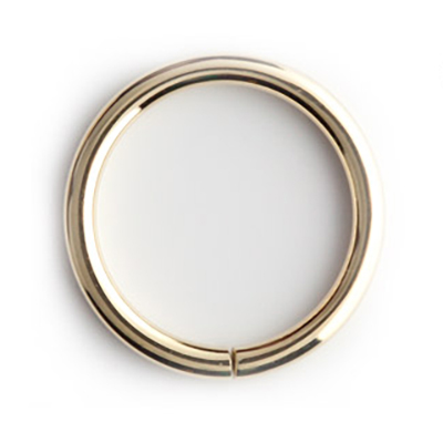 PRE-ORDER 14k Gold Seamless Ring