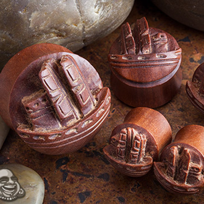 Saba Wood Voyage Plugs