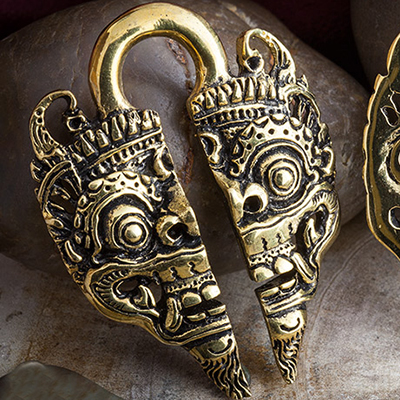 Solid Brass Barong Weights