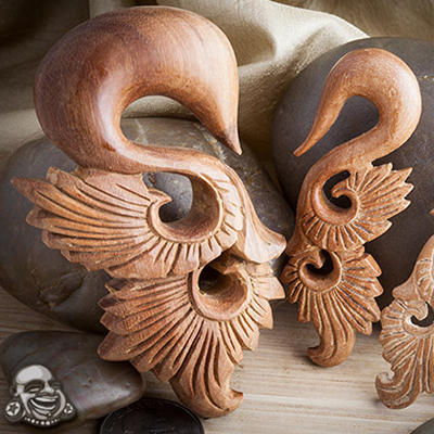 Saba Wood Twitterpated Design