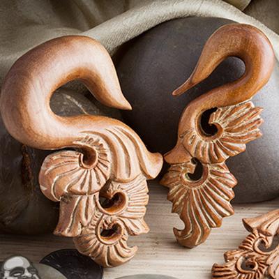 Saba Wood Treasure Design