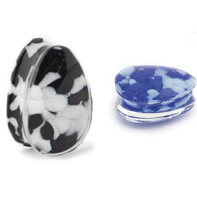 PRE-ORDER Glass Krush Teardrop Plug
