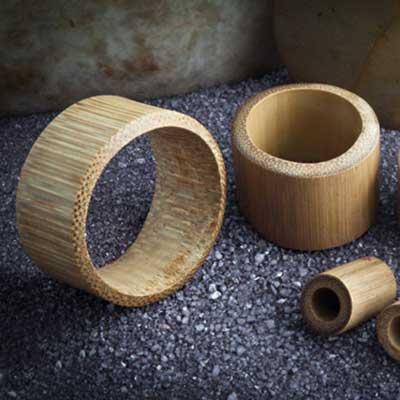 Bamboo Eyelets