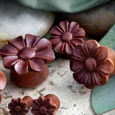 Sabo wood wildflower plugs