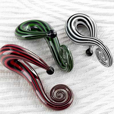 Drop Spiral Hooks