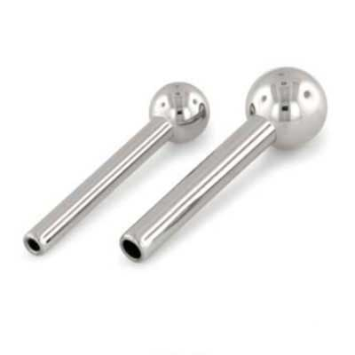 PRE-ORDER Titanium Threadless Barbell Post Only