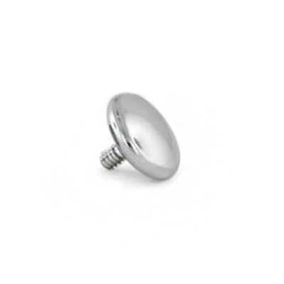 PRE-ORDER Titanium Mnm Threaded End