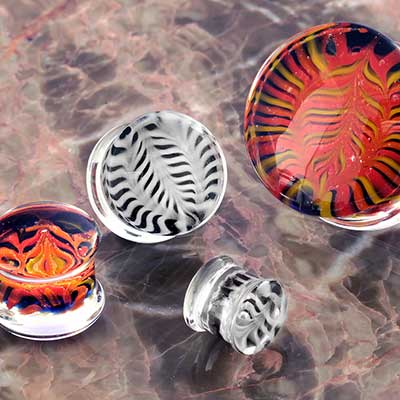 Feather Plugs