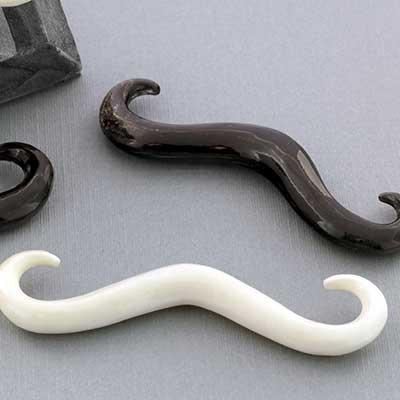 Septum Mustache (Handlebar)