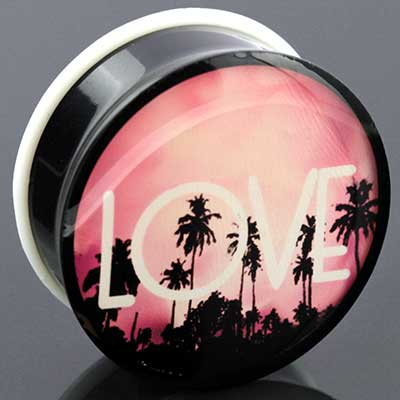 Single Flare Cali Love Plug