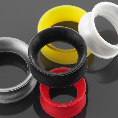 Silicone Earskin (1/4 and 3/8 Wearables)
