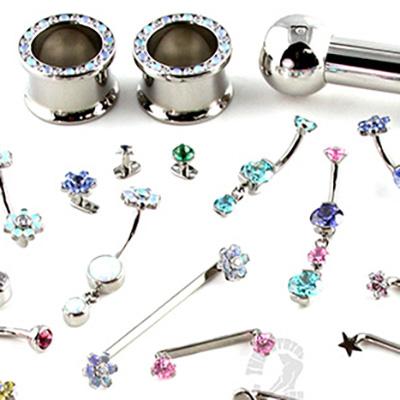 14g Gauges Plugs 14g Gauge Ear 14g Jewelry