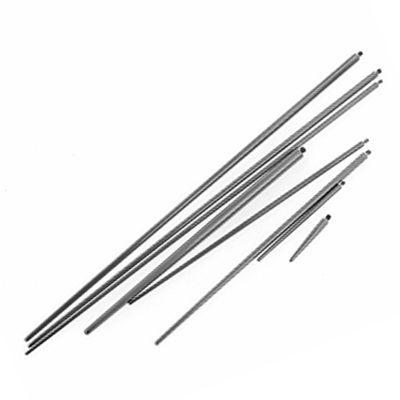 PRE-ORDER Steel Threaded Taper