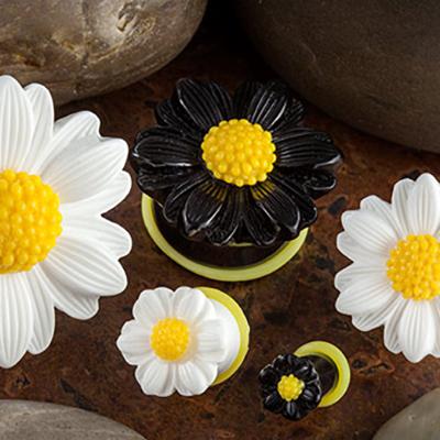 Acrylic Daisy Plug