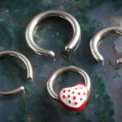 Polka Dot Heart Captive Pack