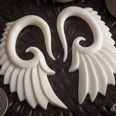 Bone Shira Wings Design