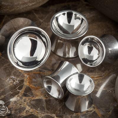Steel Concave Plug