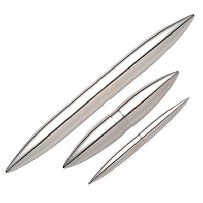 PRE-ORDER Steel septum spike