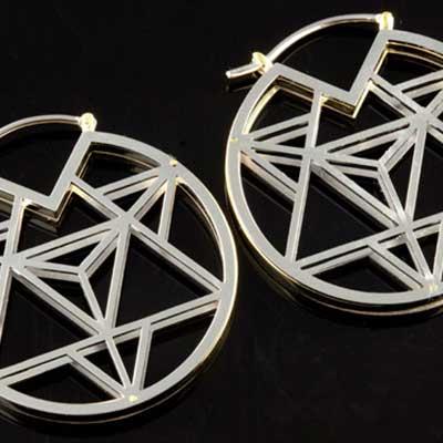 Tetrahedron Hoops