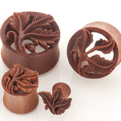 Sabo Wood Scarlet Oak Plugs