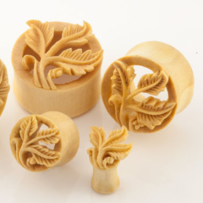 Gentawas wood scarlet oak plugs