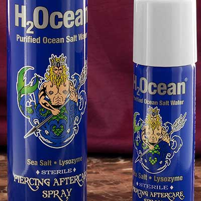 H2Ocean Sea Salt Aftercare Spray