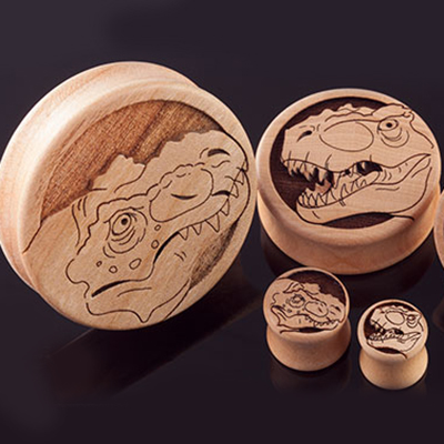 Swiss Pear T-Rex Plugs
