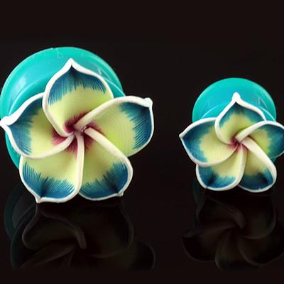 Hawaiian Flower Plug