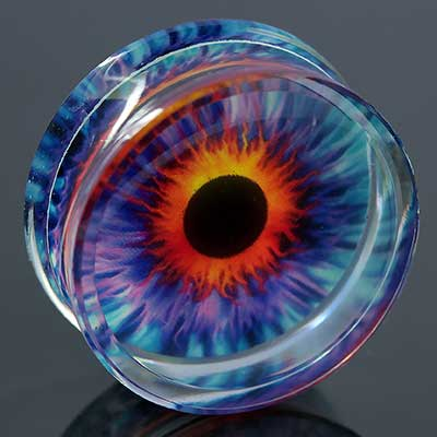 Acrylic Eyeball Plug