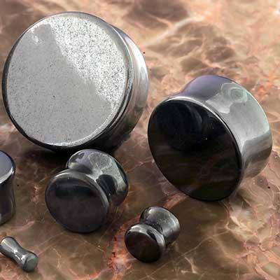 Hematite Plug