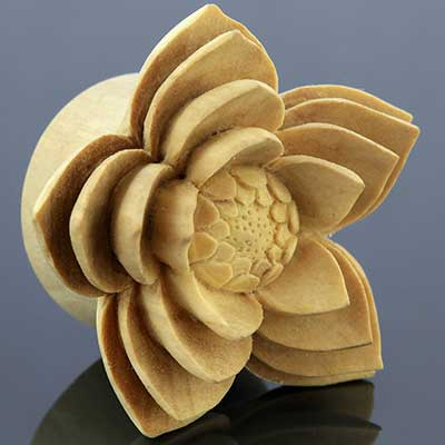 Gentawas wood starburst plugs