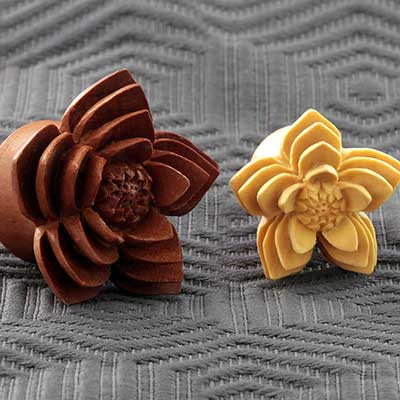 Wood Starburst Plugs