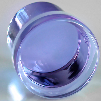 Single Flare Solid Color Plugs (Lavender)