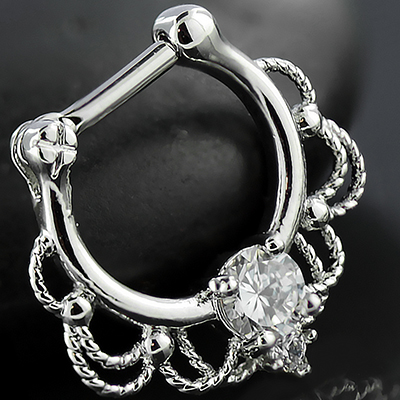 Fairytale Septum Clicker