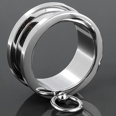 Steel Slave Captive Eyelet