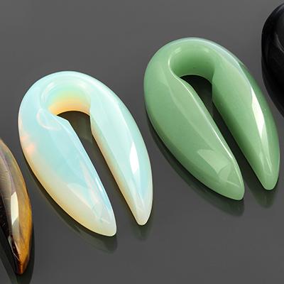 Stone Keyhole Weights