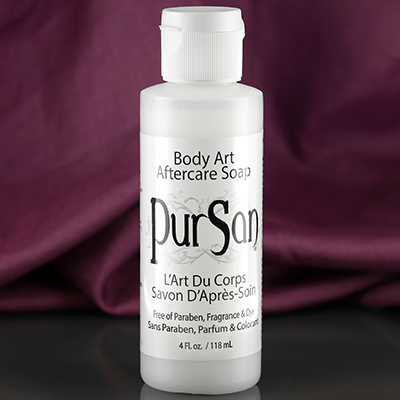 Pursan Body Art Aftercare Soap