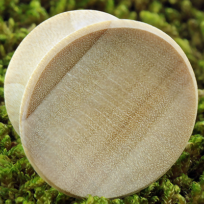 Crocodile Wood Mayan Flare Plugs