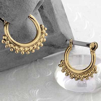 Lotus Septum Clicker