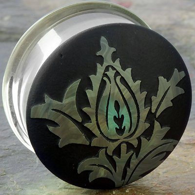 Thistle Bud Torian Plugs