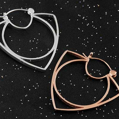 Menage A Trois Earrings