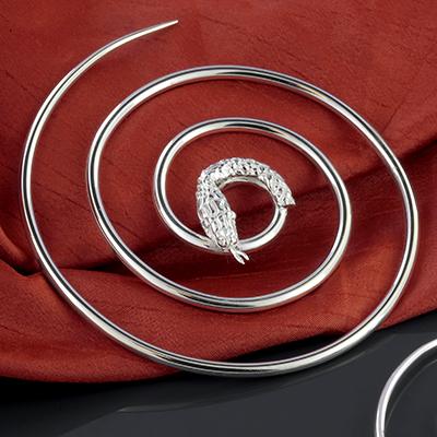 Snake Super Spiral