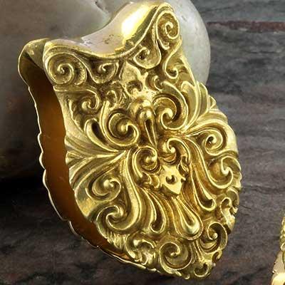 Brass Luxe weights